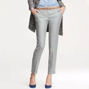 ☔️3/$30 | J. CREW Wool Capri Pants | Size 2 | GC